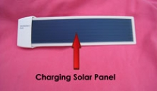 Solar Single Panel Portable Recharger Kit