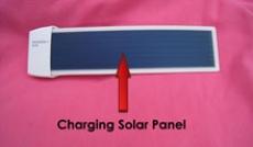Solar Single Panel Portable Recharger Kit